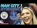 Man City 1 - 1 Everton Vlog | Better Team With 10 Men!