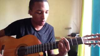 Ty Dolla $ign - Solid ft. Babyface Guitar by Anthony Cretinoir