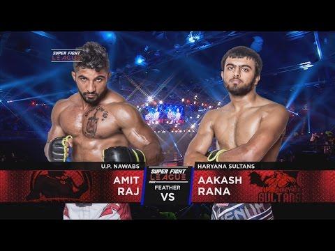 Aakash Rana vs Amit Raj SFL (Battle of bold)