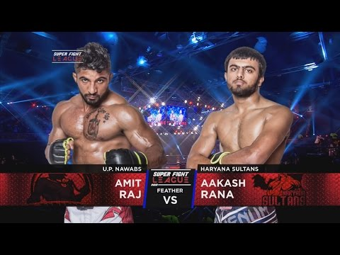 Aakash Rana vs Amit Raj SFL (Battle of bold)