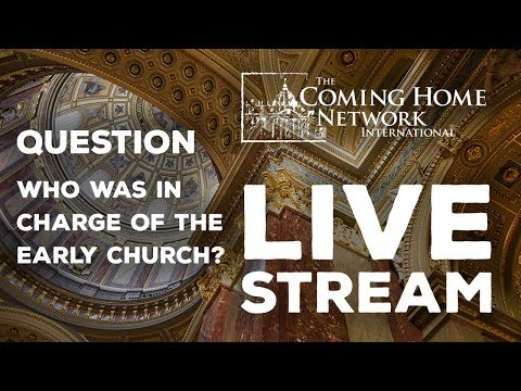 Coming Home Network Live Stream - The Early Church