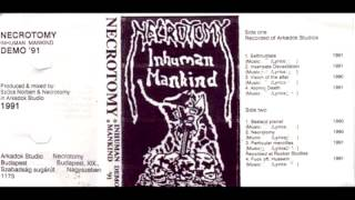 Necrotomy - Bastard Planet
