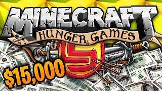 Minecraft: $15,000 Hunger Games Tournament