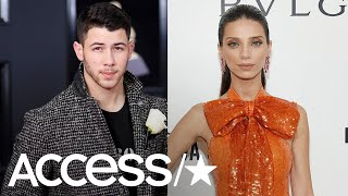 Is Nick Jonas Dating 'Westworld' Star Angela Sarafyan? | Access