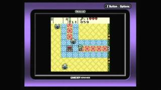 CGRundertow - THE LEGEND OF ZELDA: ORACLE OF SEASONS for Game Boy Color Video Game Review