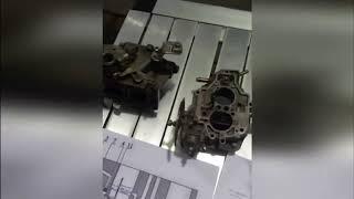 Двигатель просит жиклер холостого хода №45