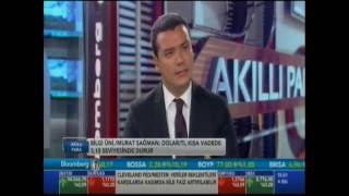 Dolar TL nereye gider? / Murat Sağman / 4 Ekim 2016 Bloomberg HT