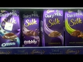 Cadbury Products - Dairy Milk - Treat Yourself