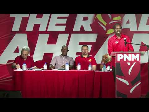 Hon. Fitzgerald Hinds - National Post Budget Meeting 2017, P