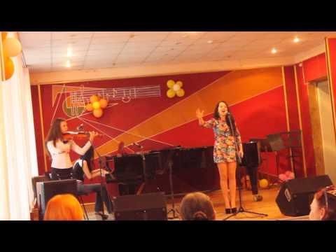 Анастасия Гревец. Две гитары.