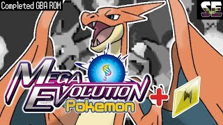 NEW Completed GBA ROM with Mega Evo + Z-Moves, more - Pokemon Mega Evolution GBA by Deepak Maneshwer