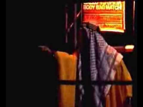 Almighty Sheik vs. Gabriel Gallo SLAMU III: BODY BAG MATCH (mult. unedited angles)