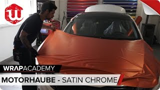 MOTORHAUBE - SATIN CHROME - TeckWrap