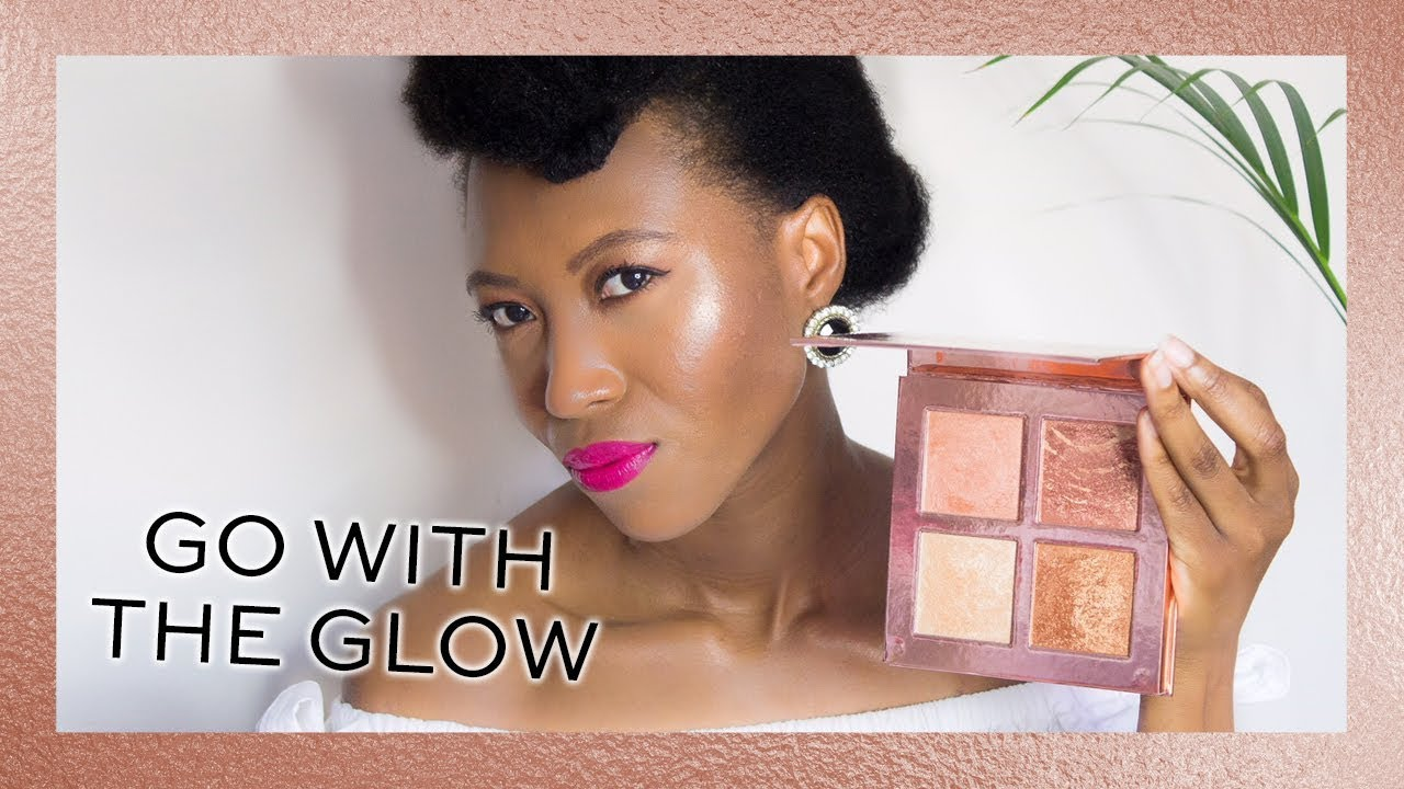 Makeup revolution face quad incandescent