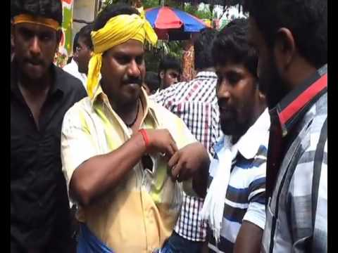 Sasikumar S Kutti Puli Movie Making Video (HD)