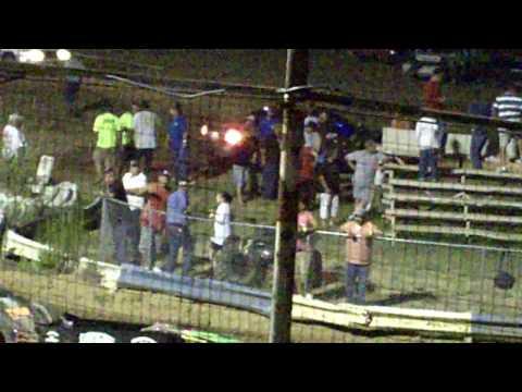 Chick Fight at Dublin Motor Speedway (6/27/09)
