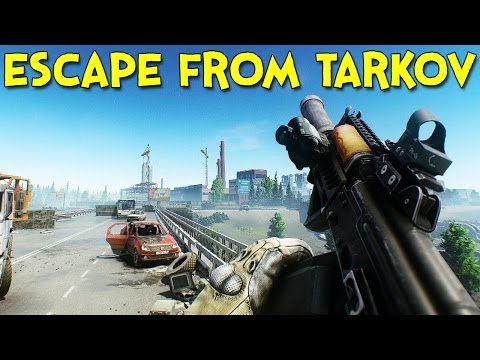 Getting Started in Escape From Tarkov!