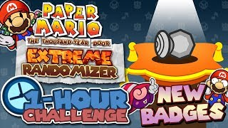 EVEN MORE TTYD EXTREME Randomizer ~ 1-Hour Challenge