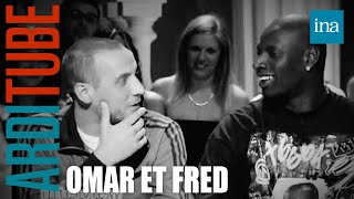 Omar ou Fred chez Thierry Ardisson - Archive INA