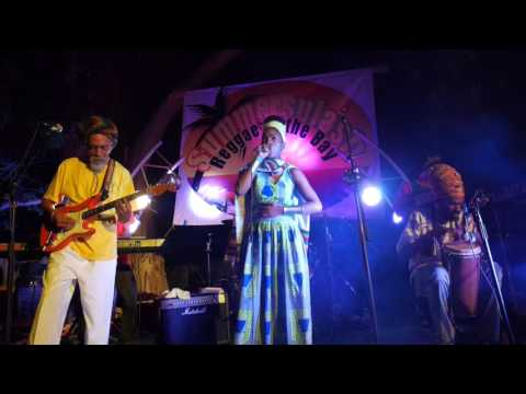 Hempress Sativa performance at San Diego, August 13th 2016