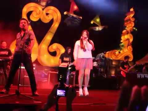 Bojo galak, VIA VALLEN LIVE SEMARANG PRPP JATENG FAIR 2017.