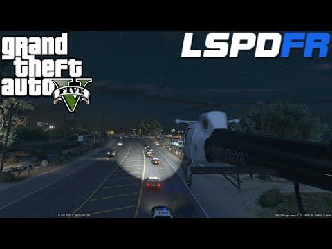 GTA 5 LSPDFR Police Mod Day 40 | Air...