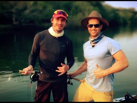 Top Billing goes fishing with Dale Steyn in Botswana | FULL INSERT