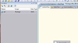 Execute SQL Task with Parameters