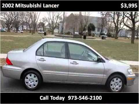 2002 Mitsubishi Lancer available from Lexington Auto Club