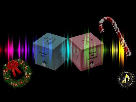 Vintage Christmas Music Box Melody Sound Effect