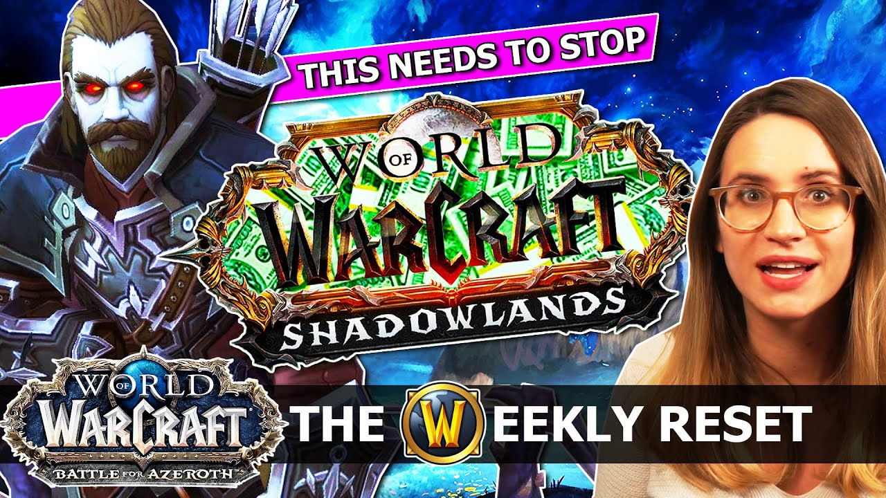 Shadowlands Has A Pay-To-Win Problem... New Novel Expansion Release Hints & Bwonsamdi's Death thumbnail