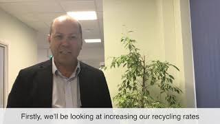 Introducing our Cabinet Member for Environment and Service Delivery, Councillor John Belsey. With...