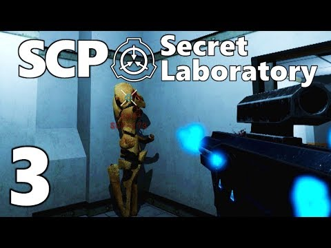 scp secret laboratory funny gameplay