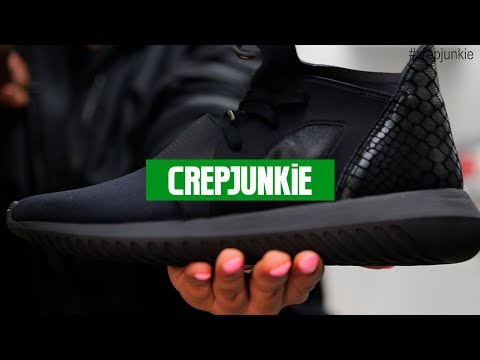 adidas Originals Tubular Defiant W Black Sneakers BB5122