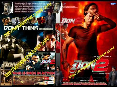 DON 2 DVD COVER FREE DOWNLOAD HD 8MB