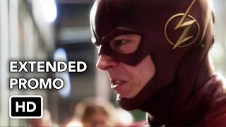 The Flash 1x17 Extended Promo