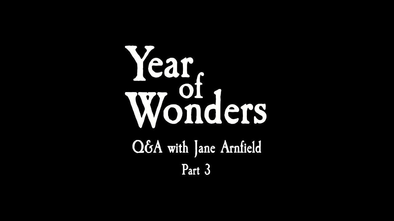 characters in year of wonders