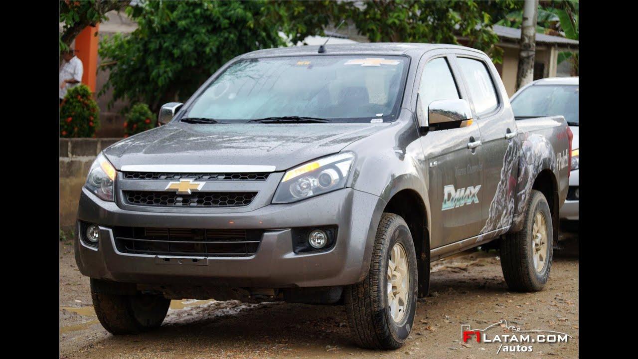 Nueva Chevrolet D-max 2014 En Colombia