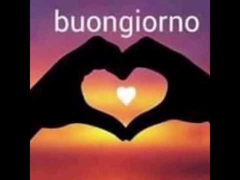 Favoloso Buongiorno col cuore 💙 - YouTube FU23