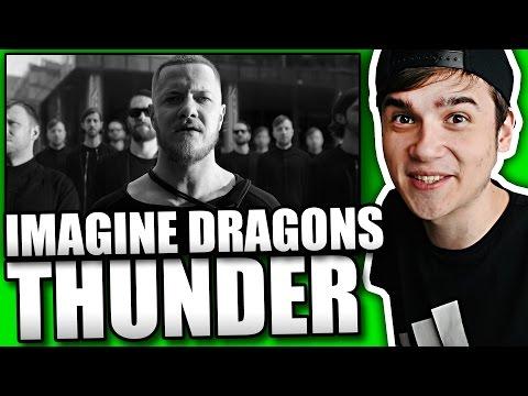Реакция на Imagine Dragons - Thunder