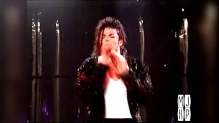 Michael Jackson Billie Jean Live Bucharest 1992 HBO Version
