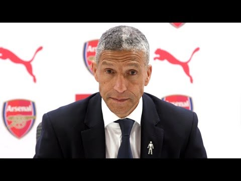 Arsenal 1-1 Brighton - Chris Hughton Full Post Match Press Conference - Premier League