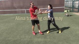 Теннис. Дневник тренировок. 14.