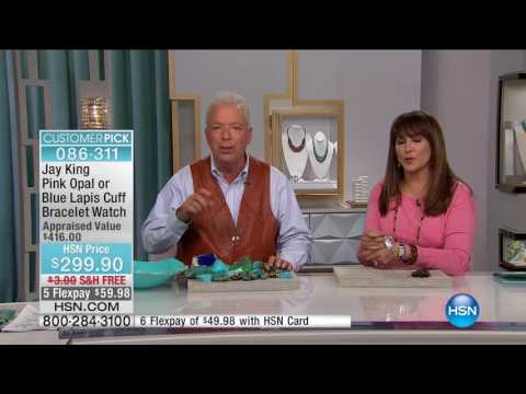 HSN | Mine Finds By Jay King Jewelry Year End Specials 12.29.2016 - 02 PM