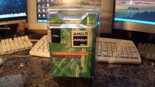 AMD Athlon XP 1700+ CPU - Brand New!