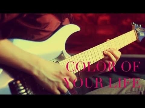 Michal Szpak - Color Of Your Life - Instrumental Guitar Cover By Robert Uludag/Commander Fordo