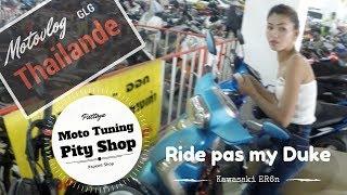 Kawasaki Er6N Motovlog, Ride Pas My Duke, Elle Pourrait Etre Encore Plus Belle, Ma Moto...