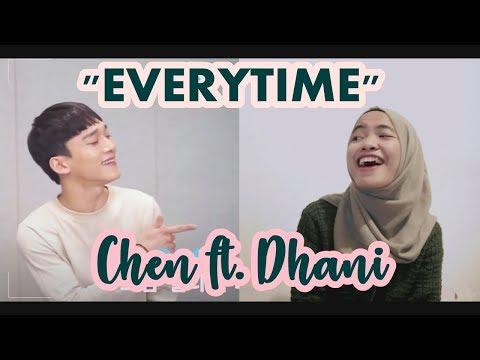 "Duet Bareng Chen Oppa | ""Everytime (OST DOTS 태양의 후예)"" Cover - Chen (첸) (EXO) Ft. Ramadhani"