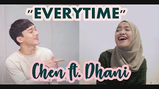 "Download Duet Bareng Chen Oppa | ""Everytime (OST DOTS 태양의 후예)"" Cover - Chen (첸) (EXO) ft. Ramadhani Mp3"