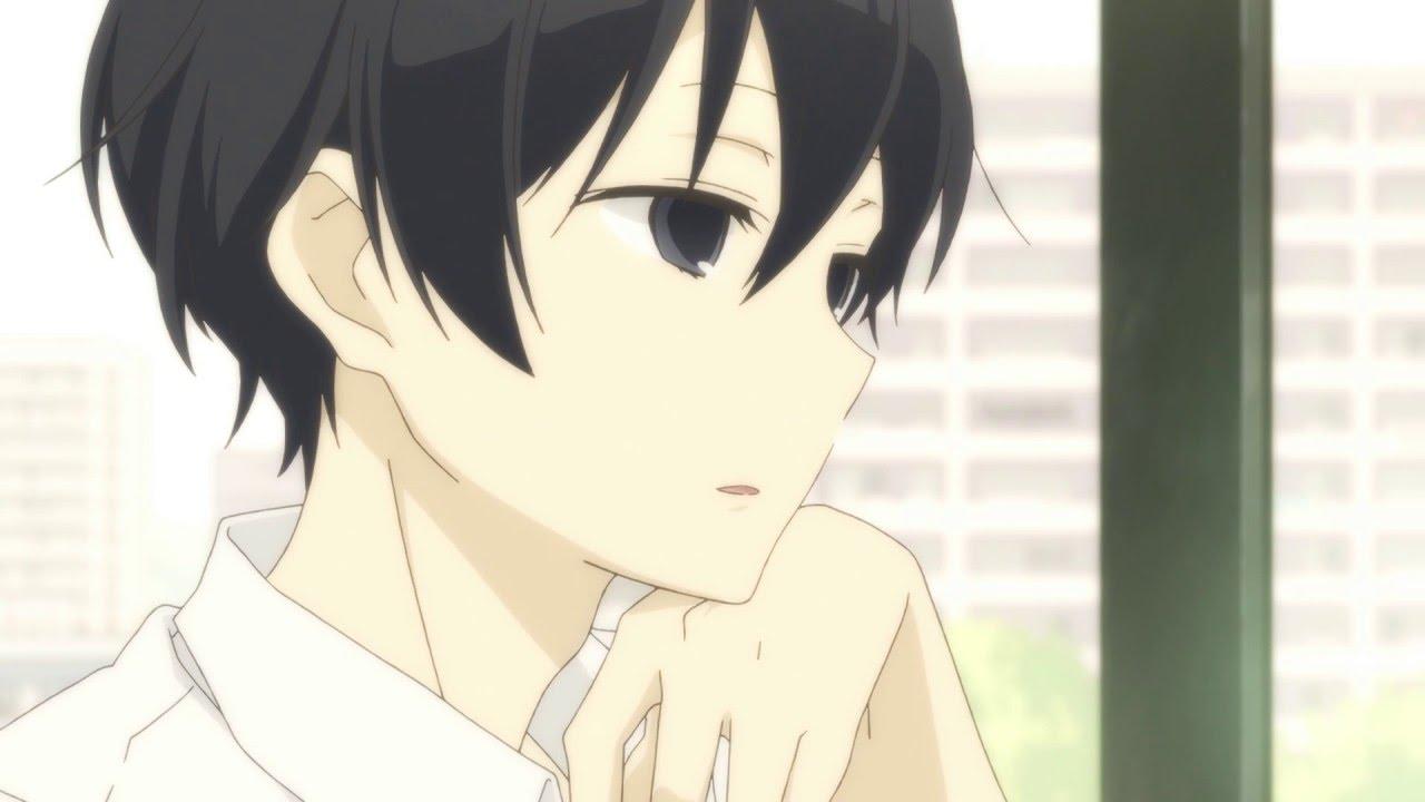 Emo Boy And Girl Kiss Wallpaper Tanaka Kun Is Always Listless Official Trailer Youtube